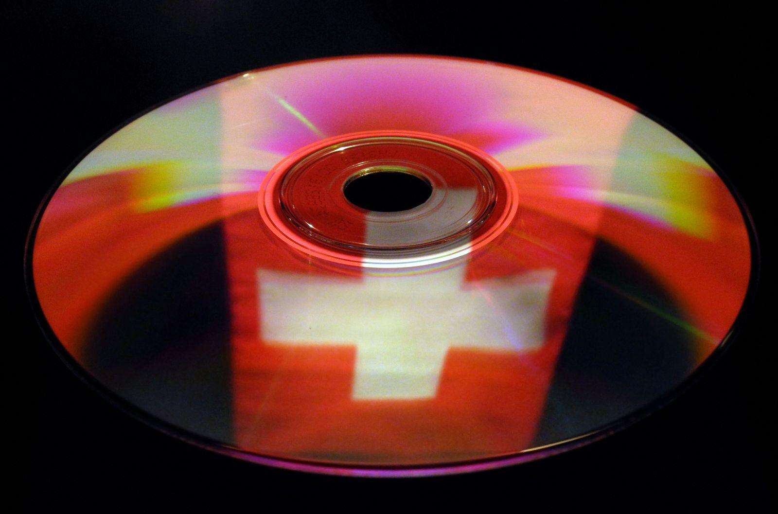 NICHT VERWENDEN Schweiz / CD / Fahne