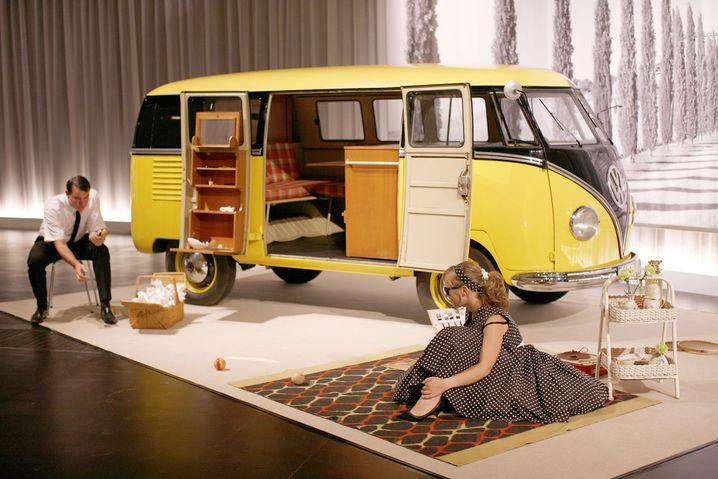 VW T1: Der Klassiker von Westfalia mit herausnehmbarer Campingbox
