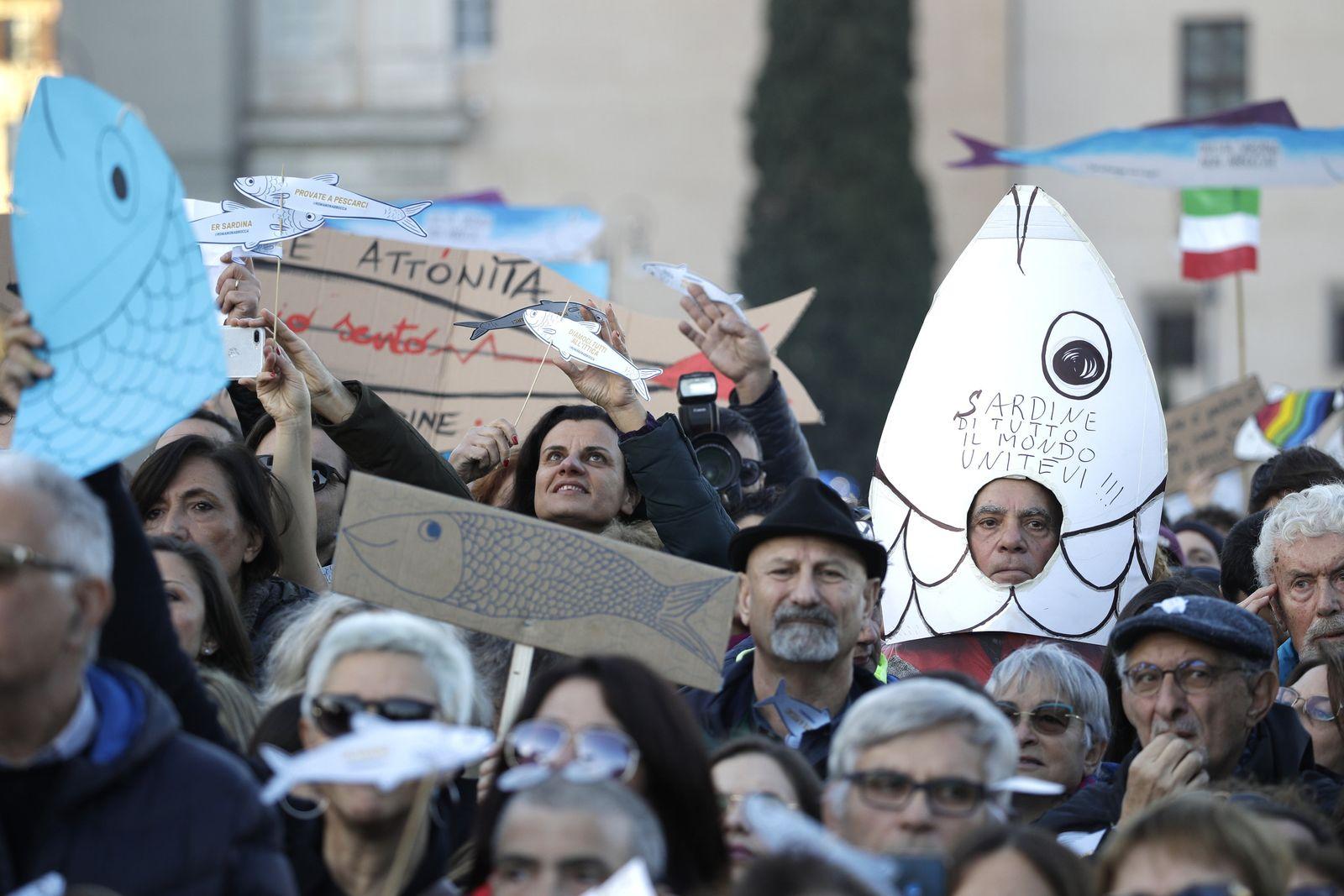 Italy Sardines Rome