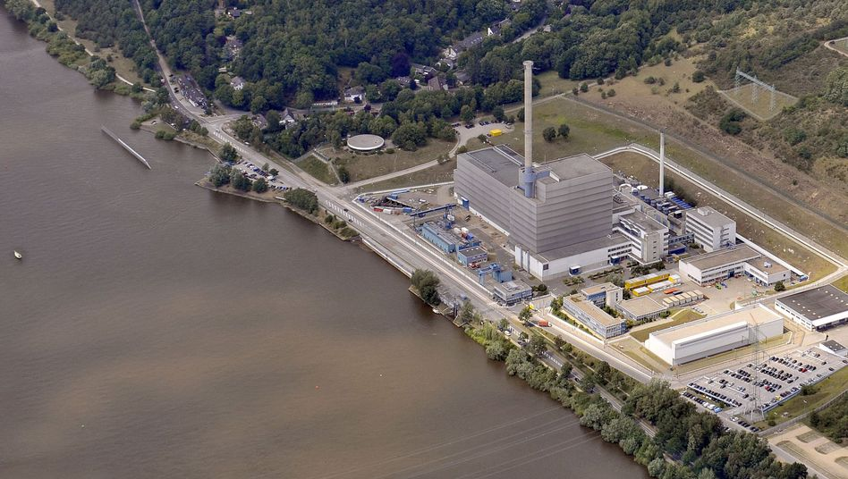 Atomkraftwerk Krümmel: Vattenfall fordert hohe Entschädigung