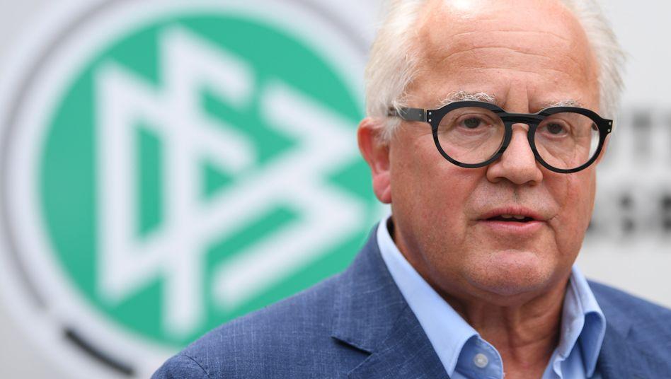 Fritz Keller wird den DFB verlassen