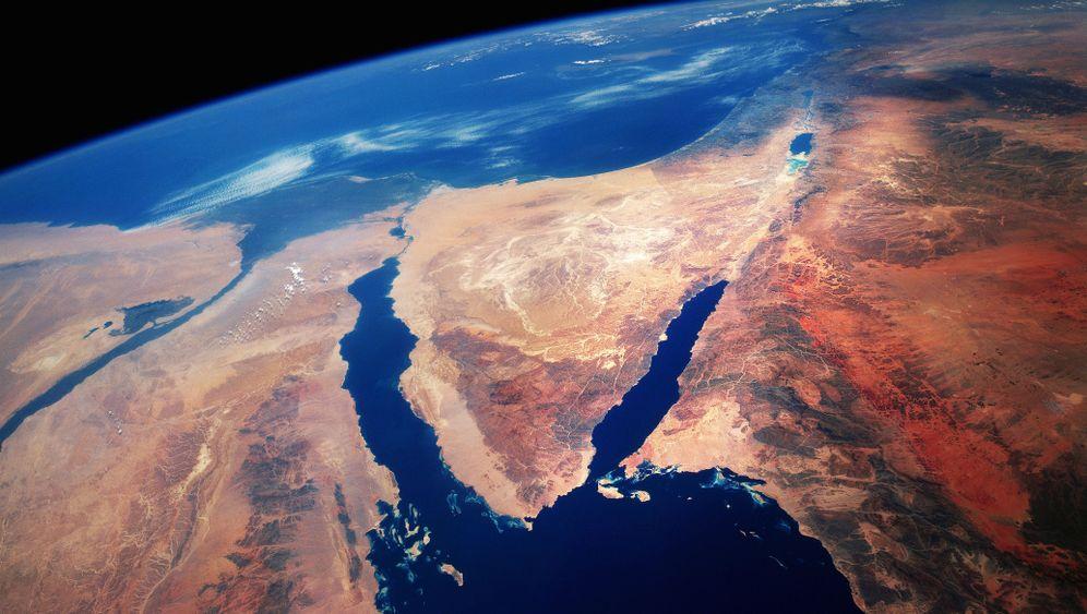 Wassermangel: Hoffnung für das Tote Meer