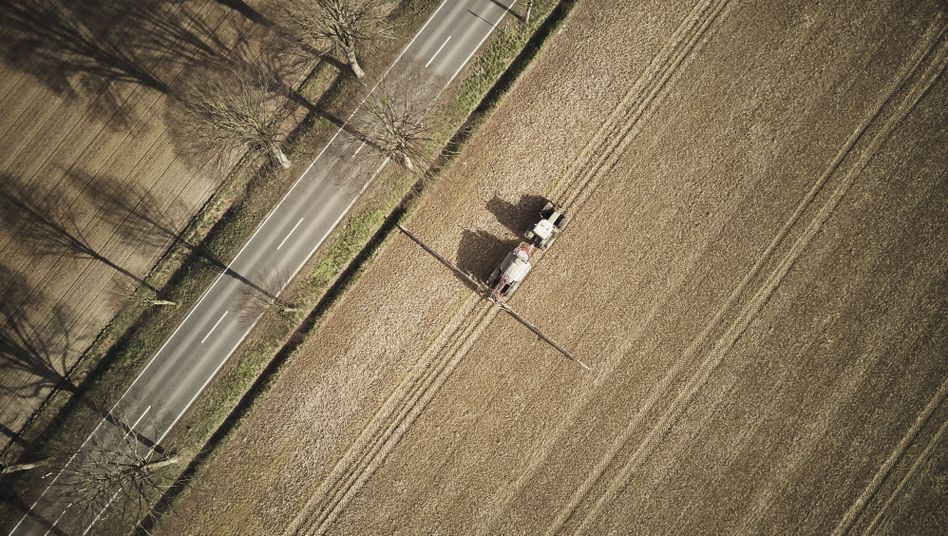 Ausbringung von Glyphosat in Niedersachsen