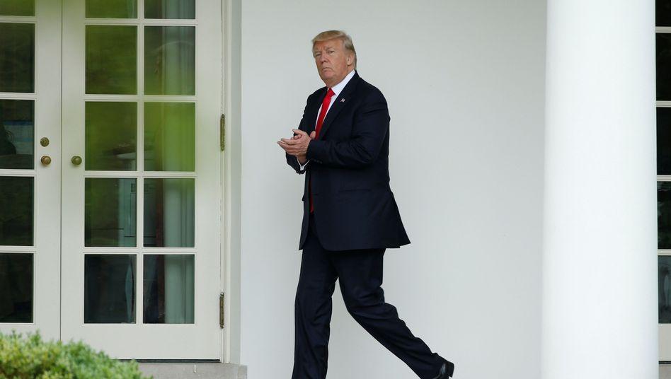Ermittlungen gegen Trump: Tatort Weißes Haus