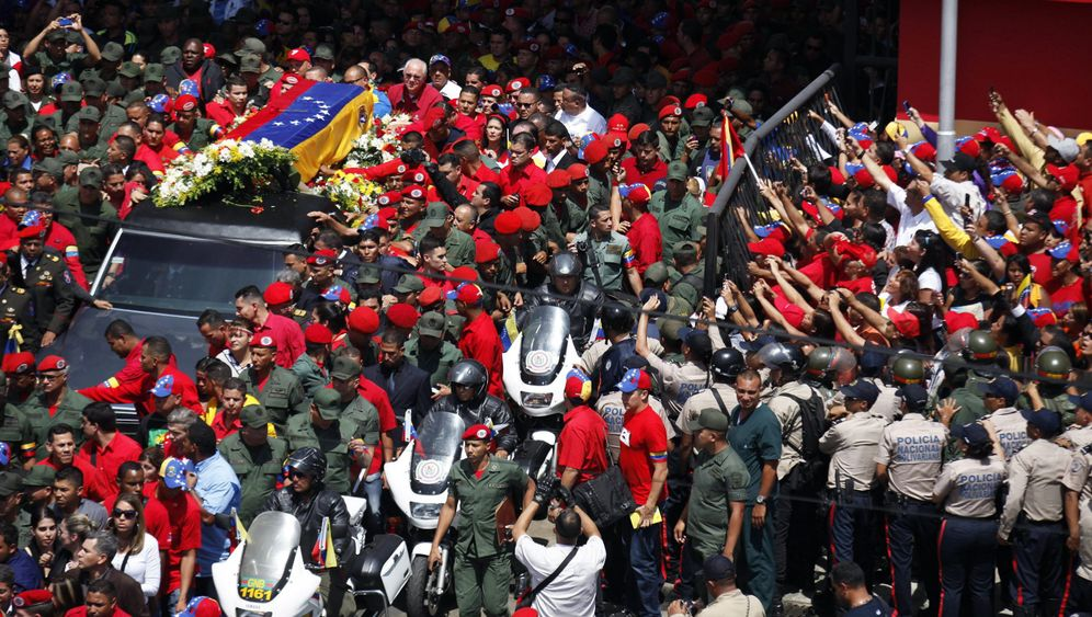 Photo Gallery: How Will Hugo Chávez Be Remembered?