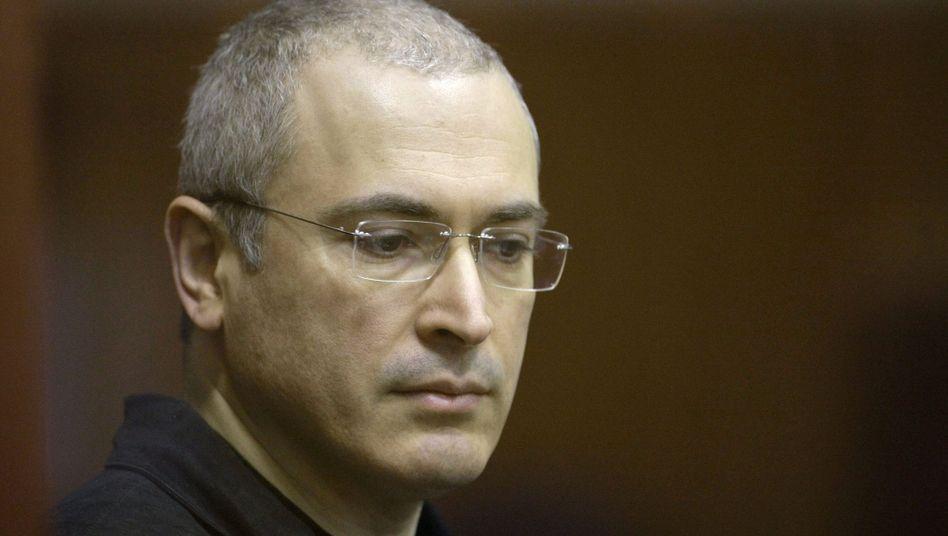 Michail Chodorkowski: Spektakuläre Niederlage