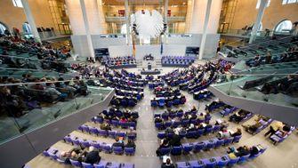 Das neue Parlament - aufgebläht wie nie