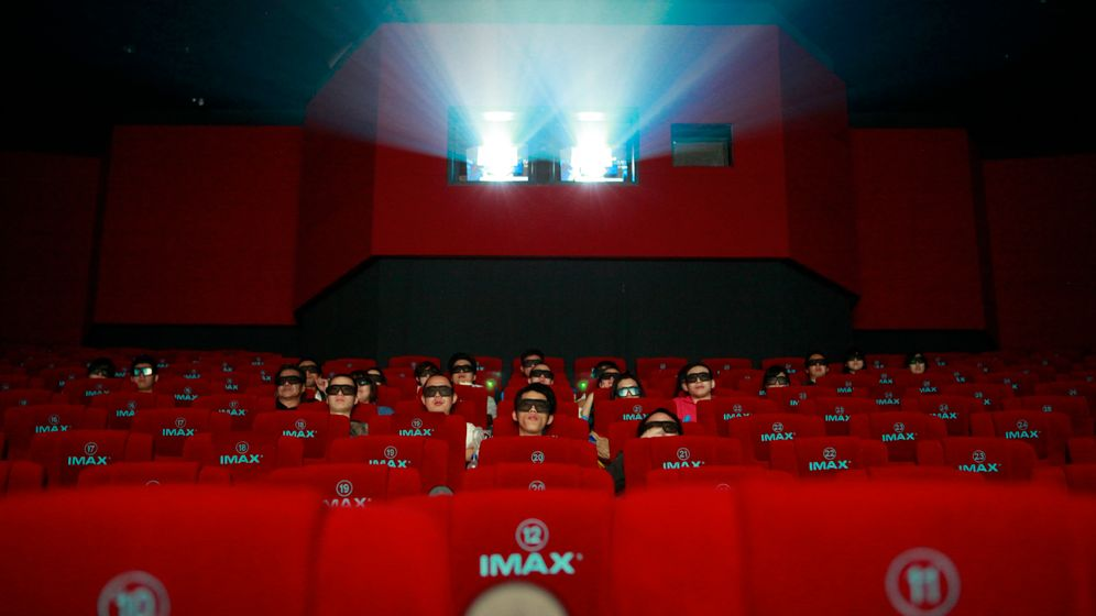 Photo Gallery: Hollywood Awash with Chinese Money