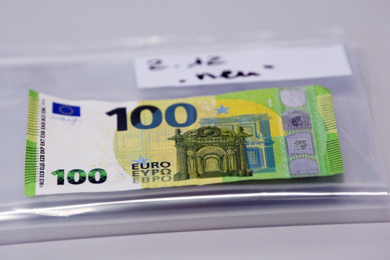 Schlag gegen Falschgeldring in NRW und Neapel