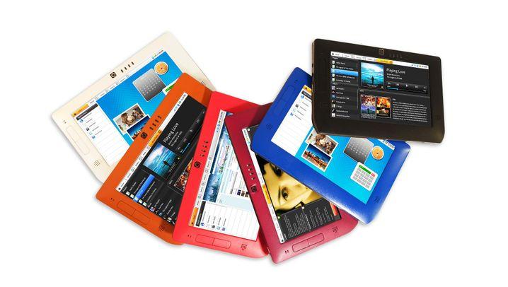 Zwischen Netbook und Smartphone: Freescales Tablet-Prototyp
