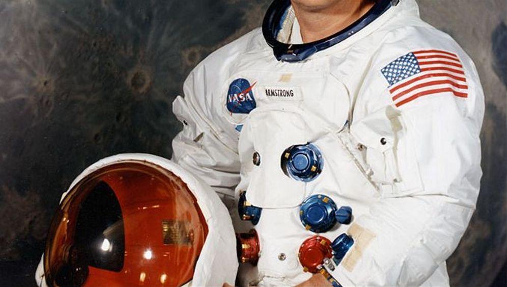 Neil Armstrong: Die Kamera behalt' ich