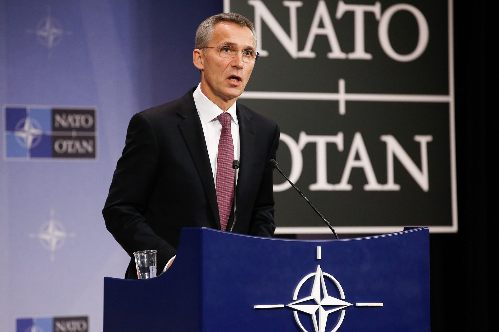 Meeting of Nato Ministers of Foreign Affairs