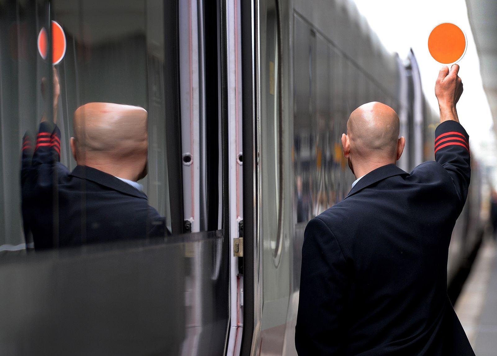 Deutsche Bahn/ Schaffner
