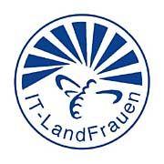 Landfrauen-Logo: Im Zeichen der fleißigen Biene