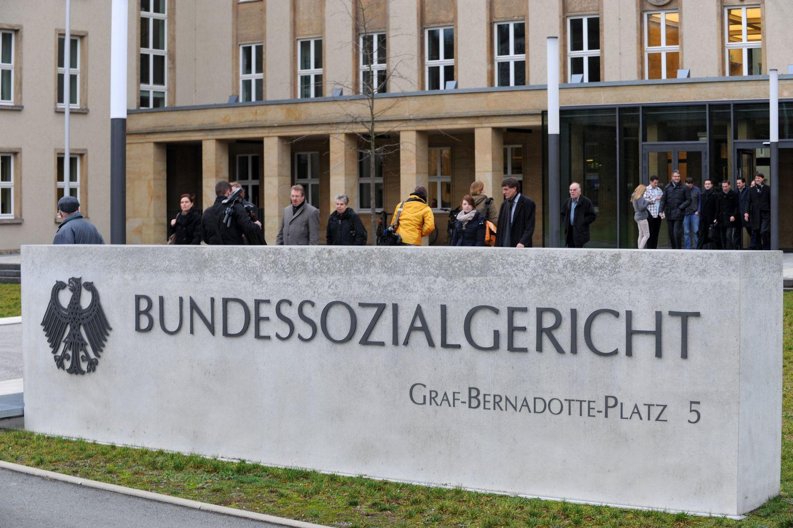 Urteil Bundessozialgericht