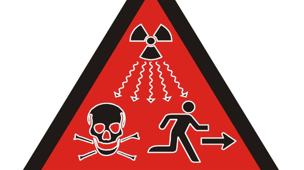 Radioaktivität: Unsichtbarer Feind