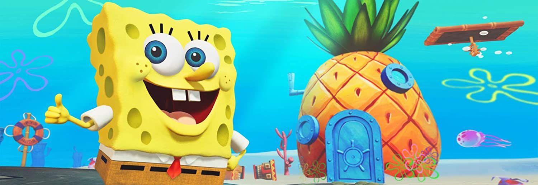 Screen_SpongeBob Battle for bikini bottom_1