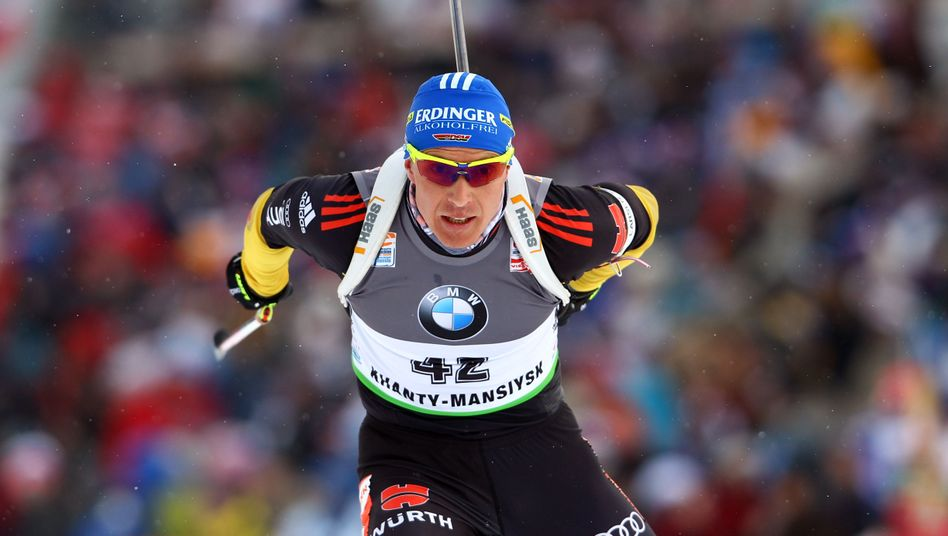 """Biathlet Birnbacher: """"Er wird auf jeden Fall um die Medaillen mitkämpfen"""""""