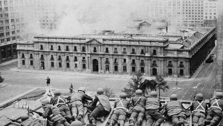 """Pinochet-Putsch 1973: """"Nachts hörten wir die Schüsse der Exekutionen"""""""