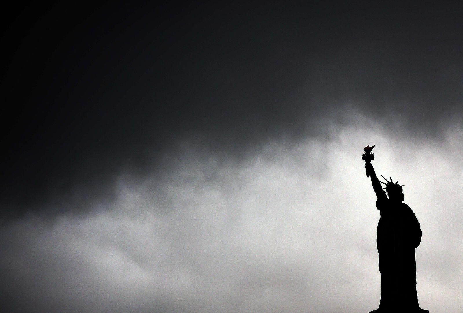 USA/ New York/ Freiheitsstatue