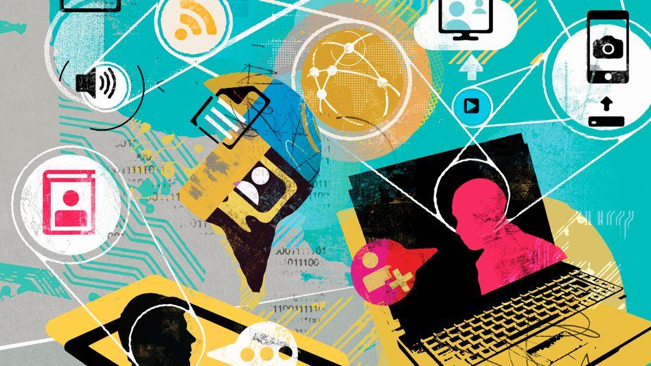 Drahtlose Kommunikation: Streit um ein Grundprinzip des Internets