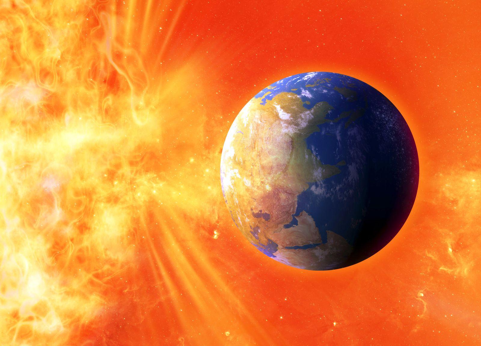NICHT MEHR VERWENDEN! - Sonne / Erde
