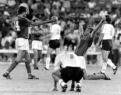 """Weltmeister Italien (1982, im Finale gegen Deutschland): """"Schlecht für den Weltfußball"""""""