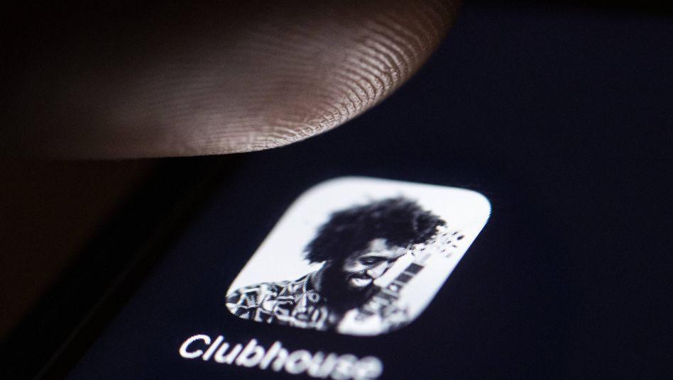 Einfach nur reden: Social-Networking-App Clubhouse