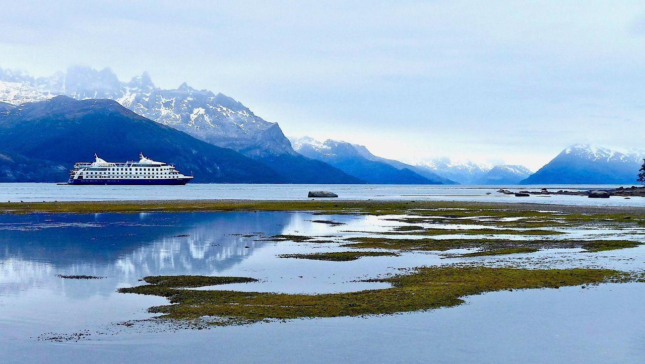 Expeditionskreuzfahrt zum Kap Hoorn: Cha-cha-cha im Schlauchboot - DER SPIEGEL - Reise
