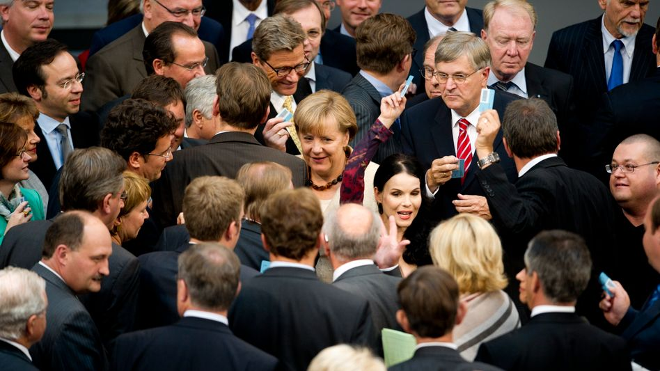 EFSF-Votum Ende September: Muss das Parlament erneut abstimmen?