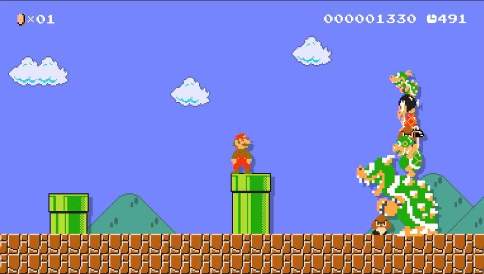 Neuheit für Wii U: Einblicke in Nintendos Levelbaukasten