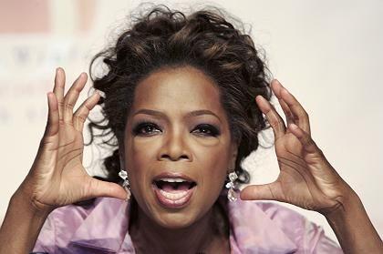 """Oprah Winfrey: """"Ich stand da wie betäubt"""""""