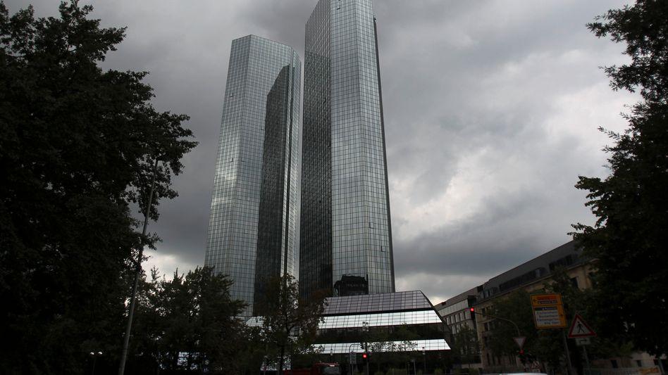 Deutsche-Bank-Zentrale in Frankfurt am Main: Der Rechtsstreit mit Kirch geht weiter