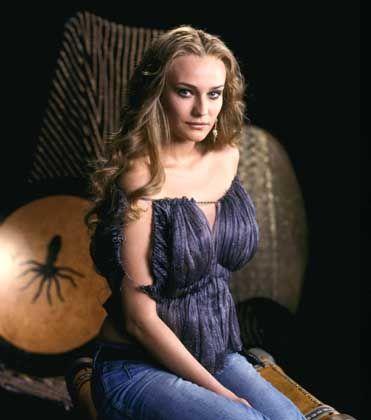 Schauspielerin Krüger: Schöne Helena mit Chancen auf eine internationale Karriere