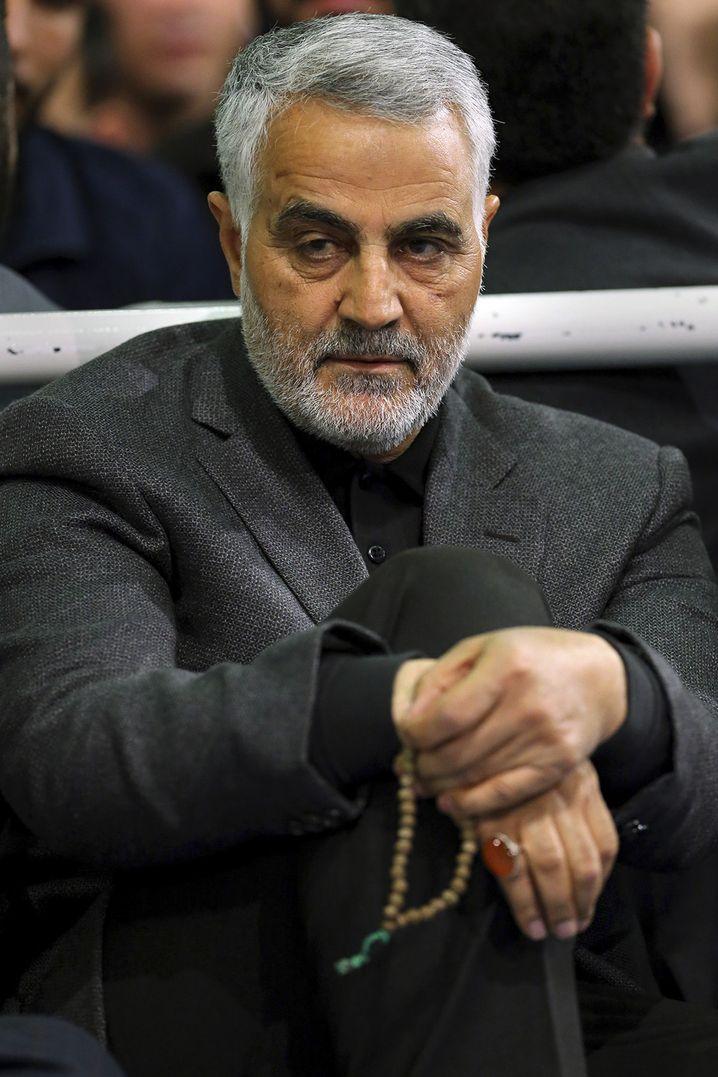 Qasem Soleimani: US-Militär tötete den iranischen General mit einer Drohne in Bagdad