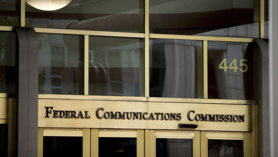 FCC-Zentrale in Washington, D.C.