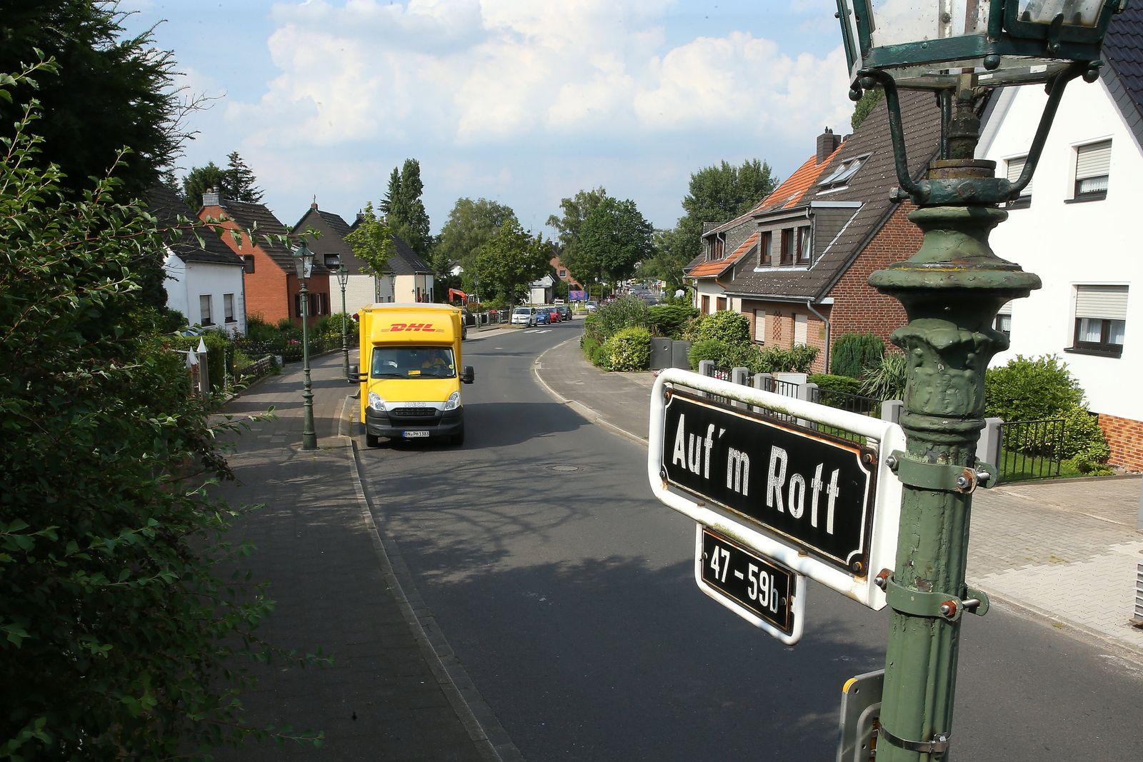Straße «Aufm Rott»
