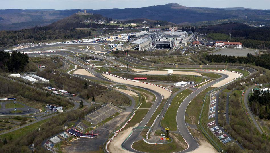 Rennstrecke Nürburgring: Chancen auf Formel-1-Rennen steigen