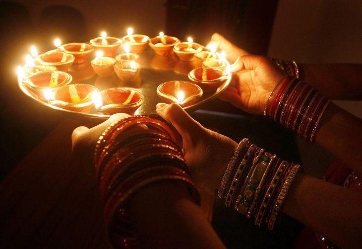 Diwali in Indien: 2015 ist das Jahr des Lichts