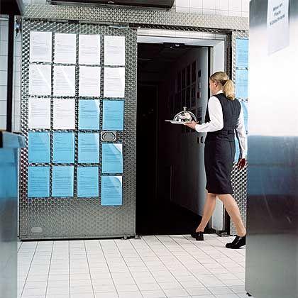 """Küche des Hotels Bayerpost: """"Der Schellfisch wird zu Unrecht als kochfisch belächelt"""""""