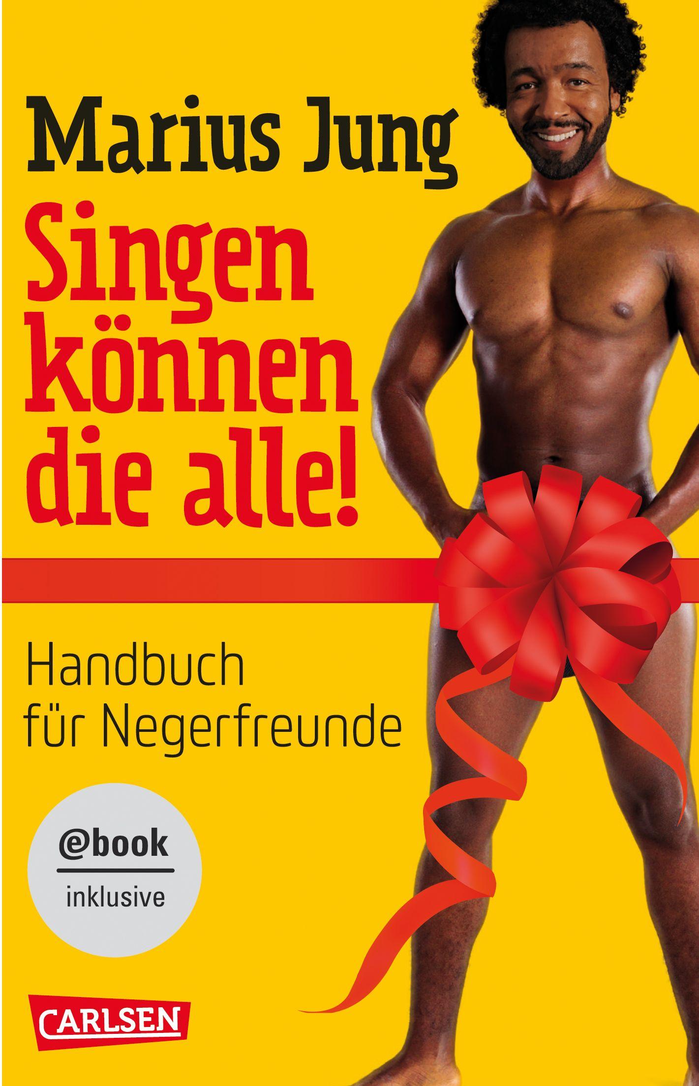 Buch/ Marius Jung: Singen können die alle! COVER