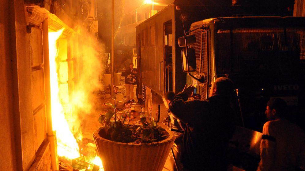 Alexandria: Sturm auf die Staatssicherheit