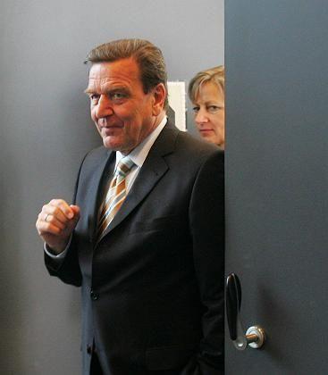 Schröder: Den Fonds die Tür geöffnet