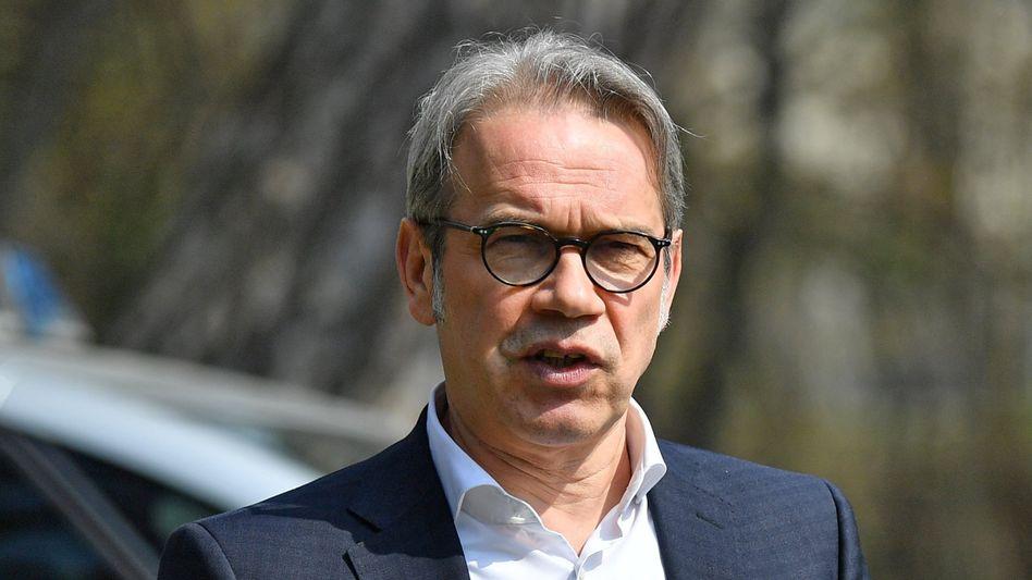 """Georg Maier: """"Es gibt keine Rechtfertigung dafür, die Integrität unserer Polizei strukturell infrage zu stellen"""""""