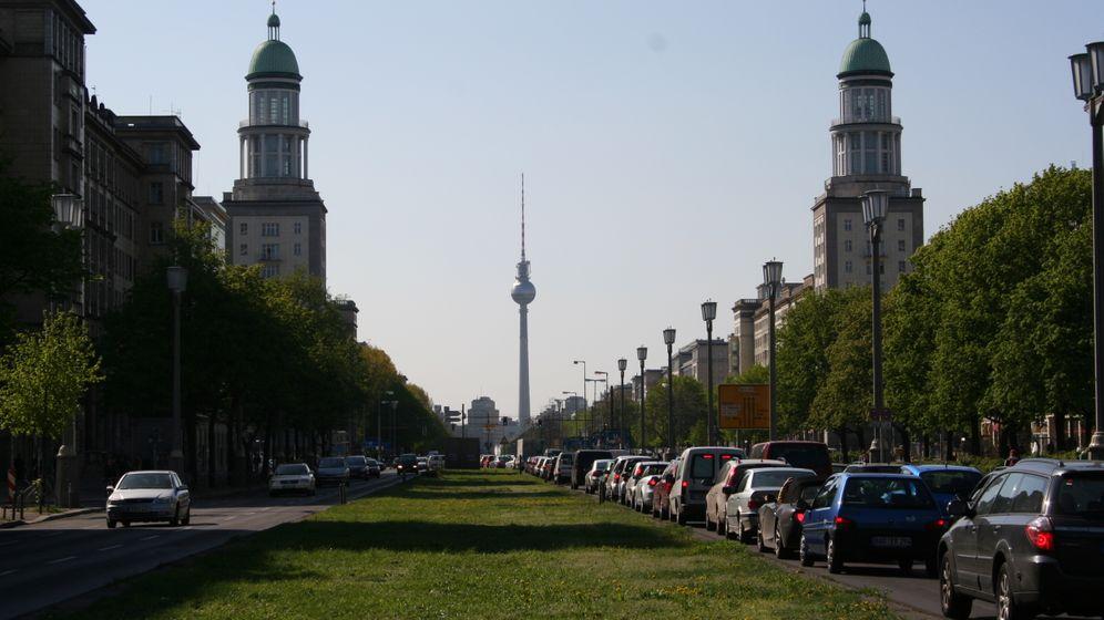 Karl-Marx-Allee: Boulevard der zerbrochenen Träume