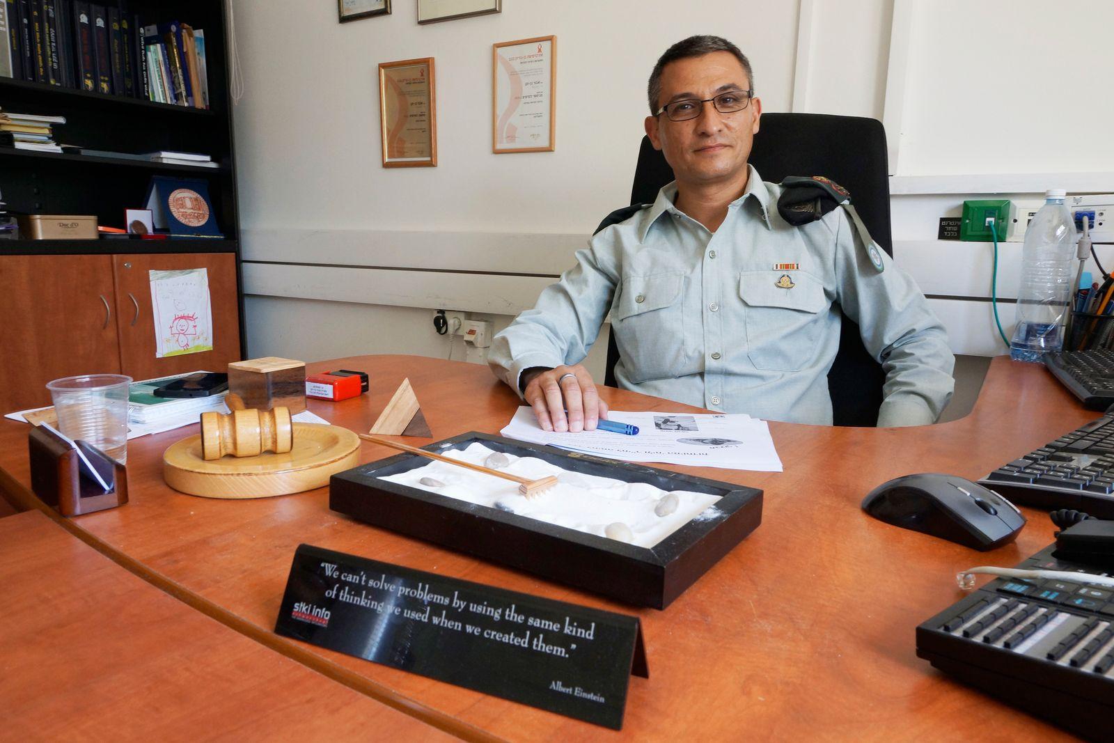 EINMALIGE VERWENDUNG Militärtechnik Israel