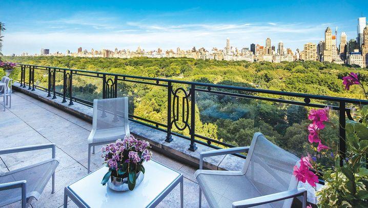 Wohntraum am Central Park: Stings Superbude