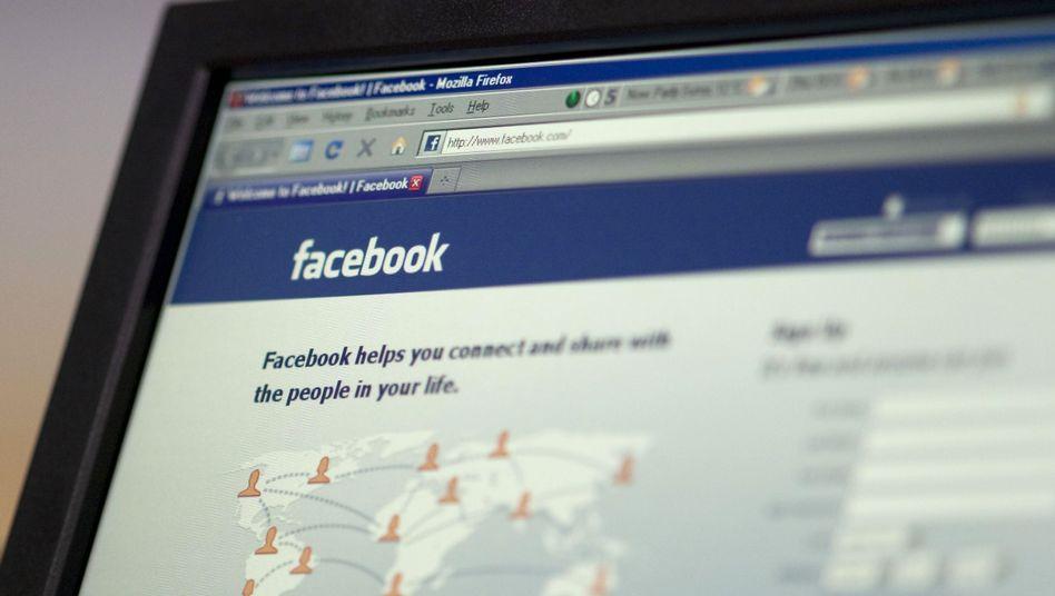 Facebook-Seite: »Großes Interesse in der Welt«