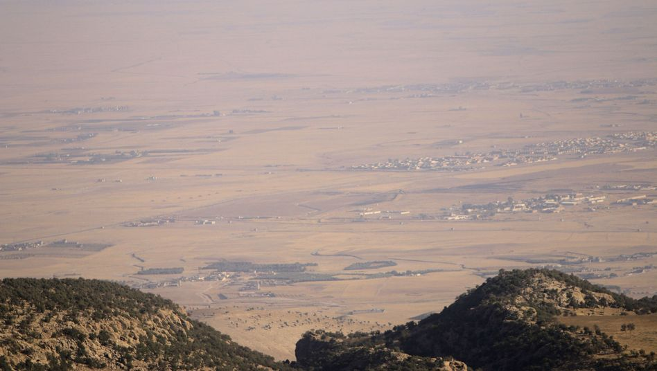 Sindschar-Gebirge im Irak: Dschihadisten umzingeln Jesiden