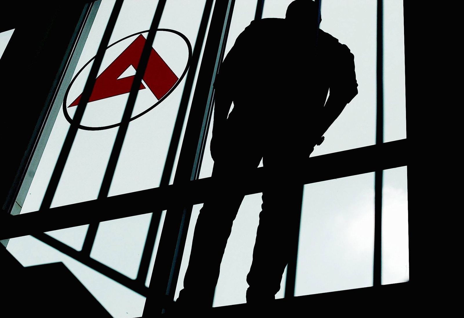 NICHT VERWENDEN Symbolbild / Arbeitsagentur / Arbeitsamt